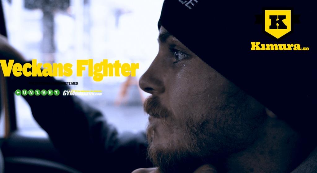 Niklas Bäckström Veckans Fighter