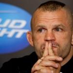 Chuck Liddell och Matt Hughes får sparken från UFC