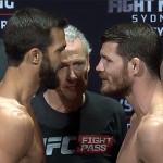 Michael Bispingv vs Luke Rockhold