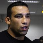 Fabricio Werdum uttalar sig efter KO-förlusten