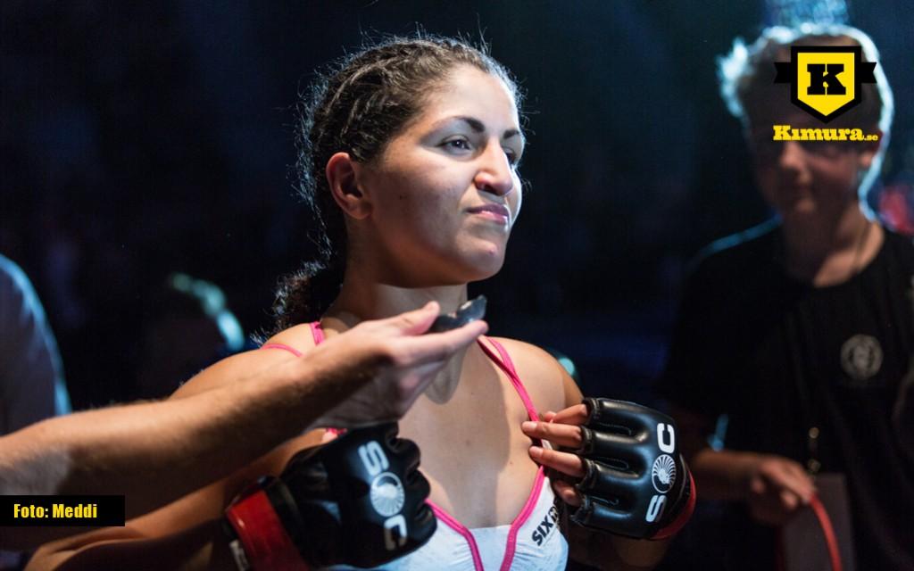 Pannie Kianzad MMA-panelen