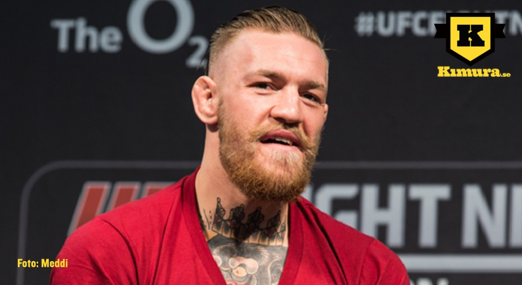 Conor McGregor inte imponerad