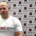 Fedor Emelianenko mot Matt Mitrione inställd - Chael Sonnen villig att kliva in