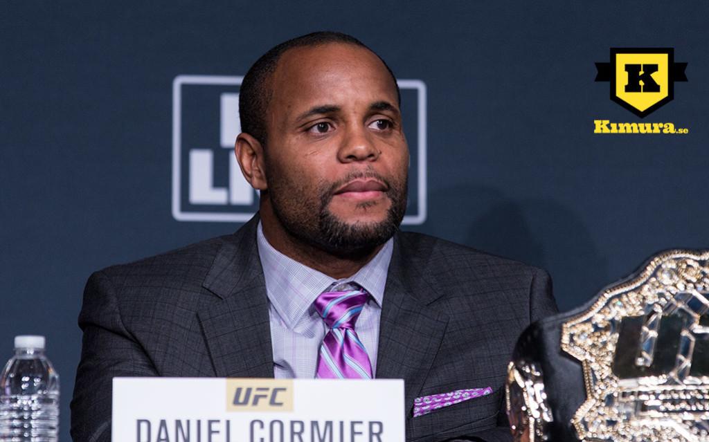 Daniel Cormier UFC presskonferens