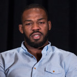 Jon Jones talar ut