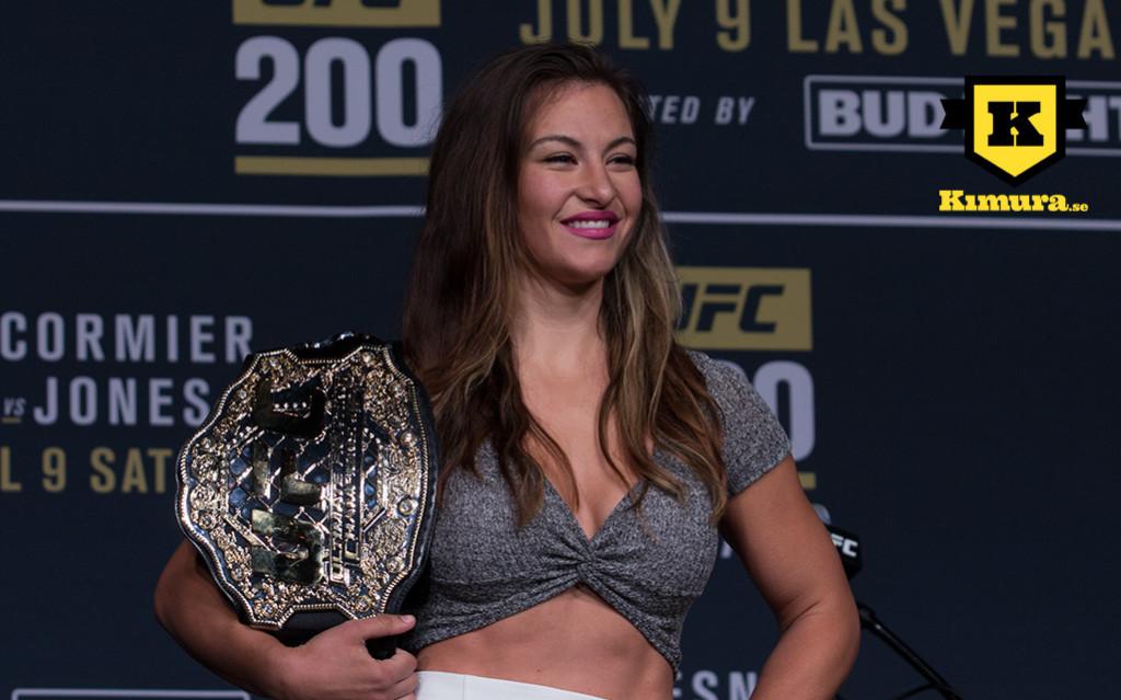 Miesha Tate UFC 200