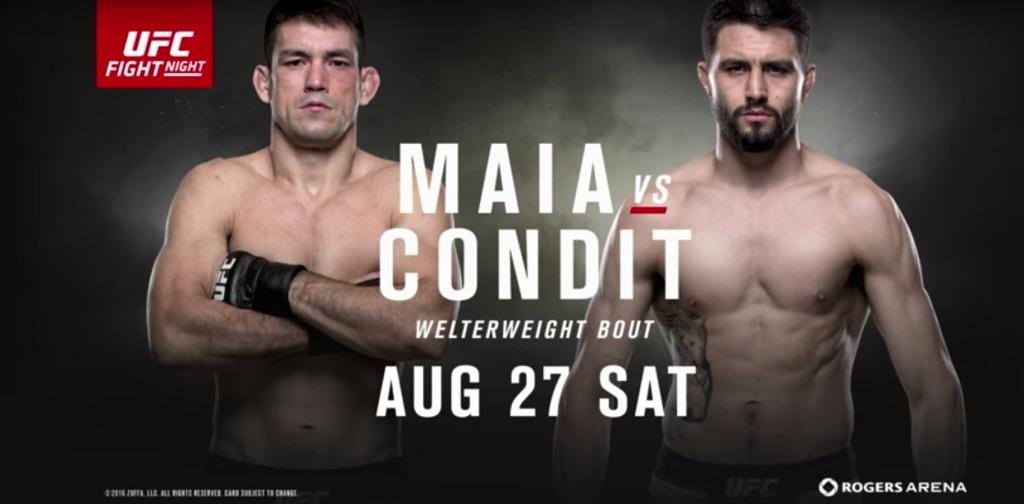 Carlos Condit Speaks Out Against UFC Reebok Sponsorship Deal