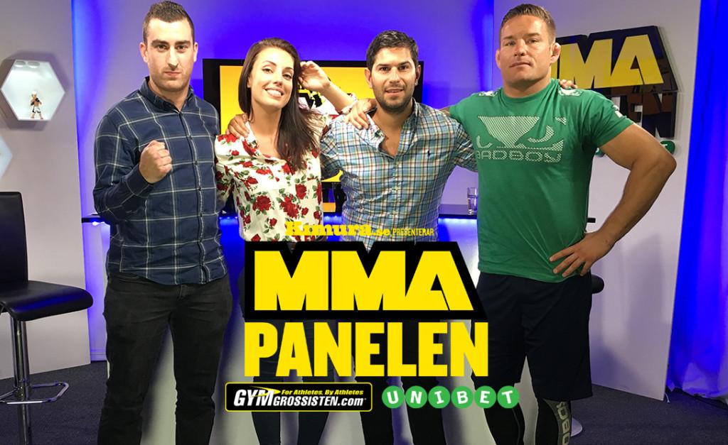 MMA-Panelen mall