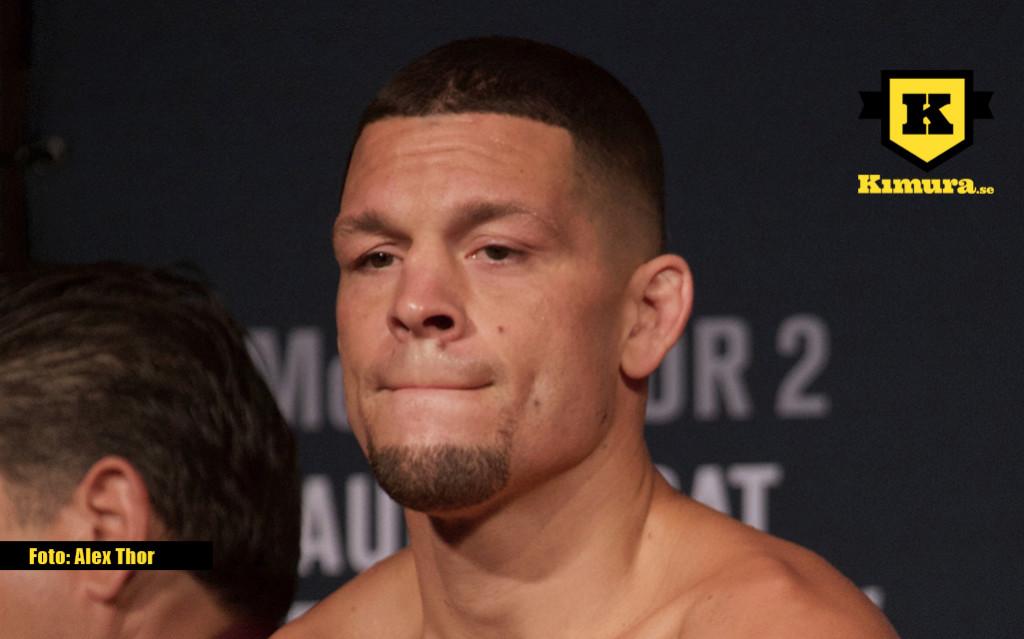 Nate Diaz kontrovers