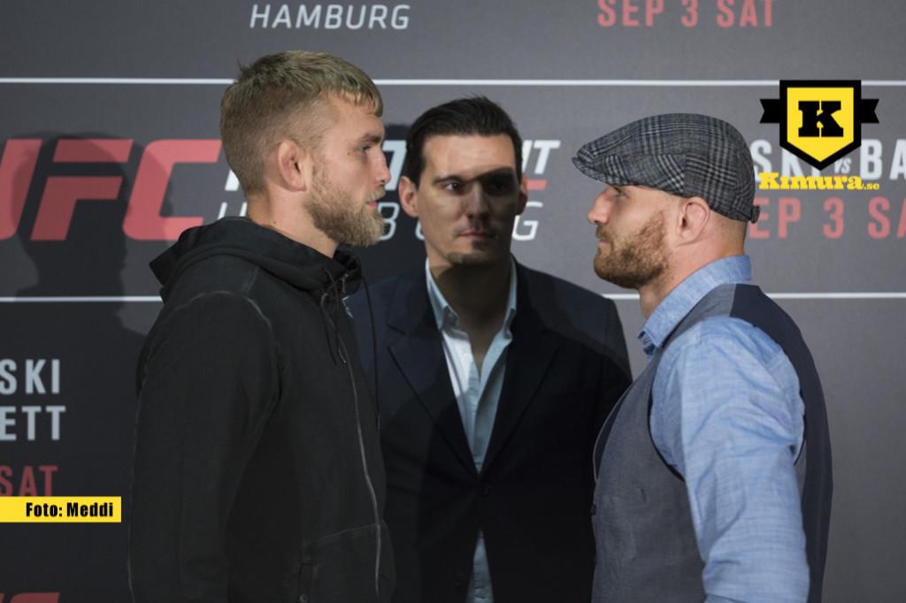 Alexander Gustafsson vs Jan Blachowicz