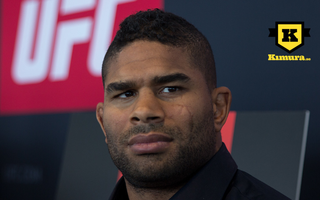 Alistair Overeem intervju