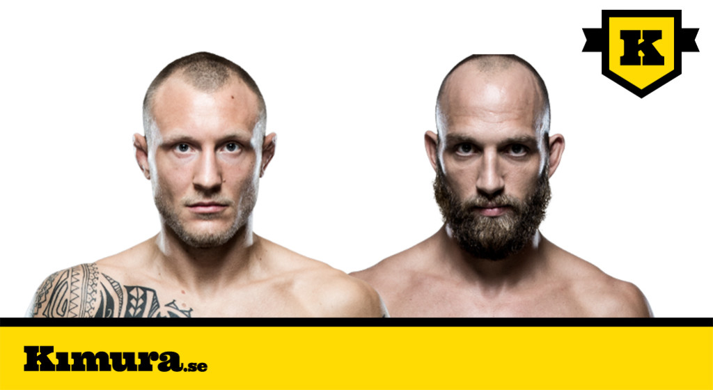 Jack Hermansson vs Trevor Smith