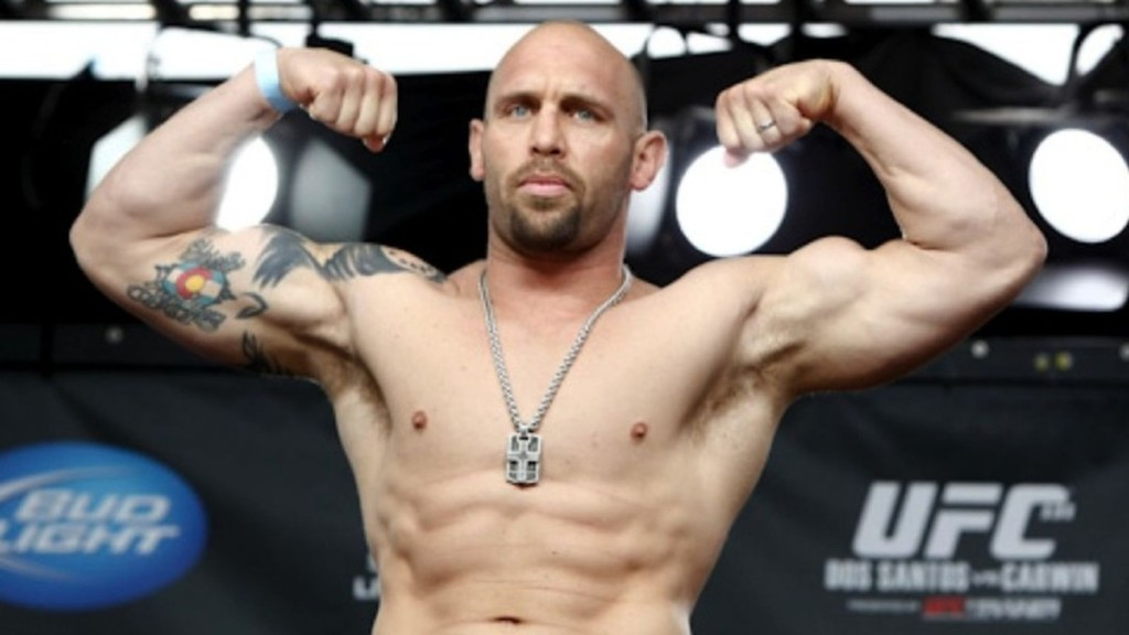 Shane Carwin Net Worth