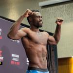 Uriah Hall bryter tystnaden kring UFC Fight Night 124 - drabbades av hjärtattack