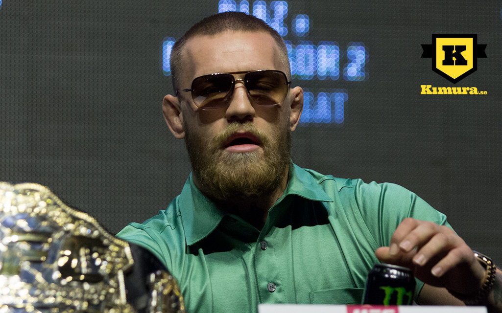 Conor McGregor UFC 6