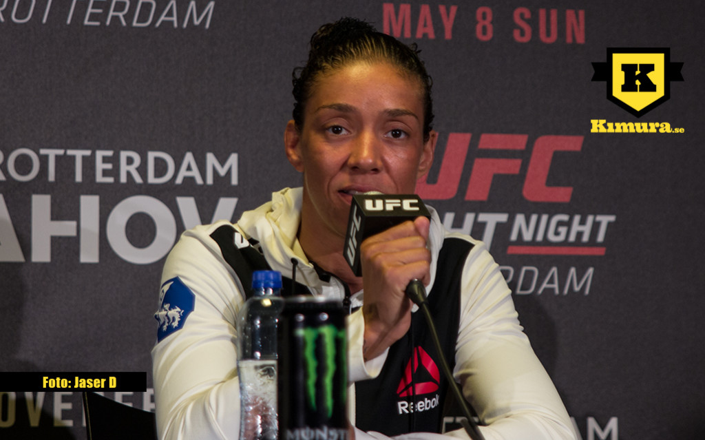 Germaine de Randamie 6