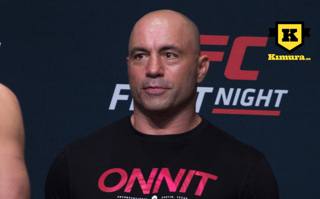Joe Rogan intervju