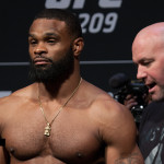 Tyron Woodley - inte ett fan av UFC Pound-for-Pound-lista