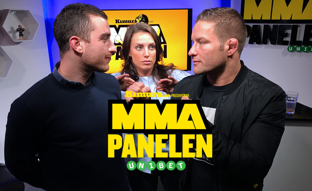 MMA-Panelen Demetrious Johnson