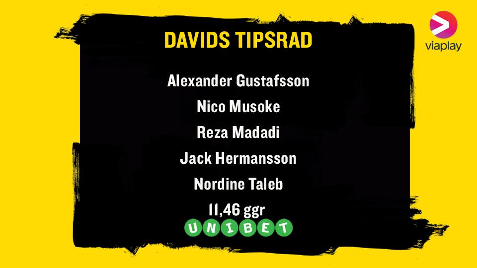 Davids Tipsrader