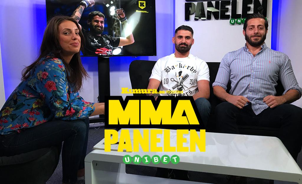 MMA-Panelen Frantz Slioa UFC 211