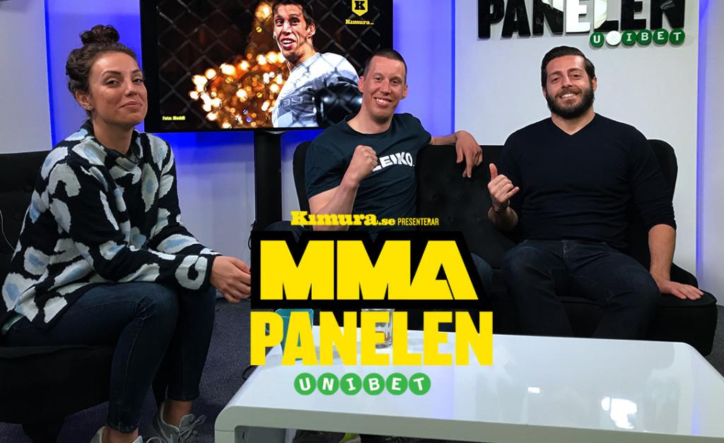 MMA-Panelen Magnus Jycken Cedenblad