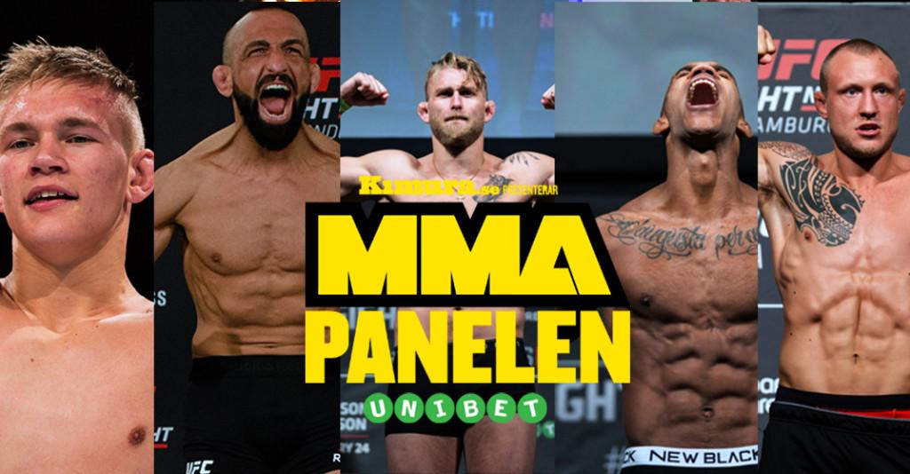 MMA-Panelen UFC Sverige