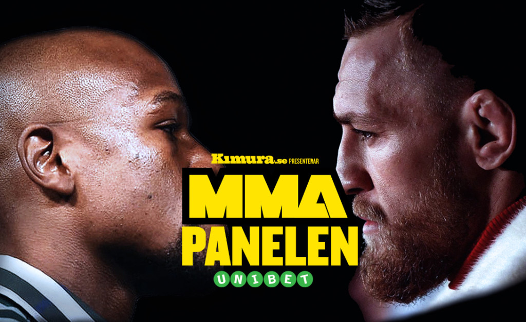 MMA-Panelen Conor McGregor vs Floyd Mayweather