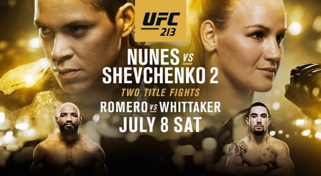 UFC 213