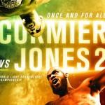 UFC 214: Officiella postern och rådande matchkortet