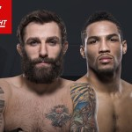 UFC Fight Night 112: Resultat