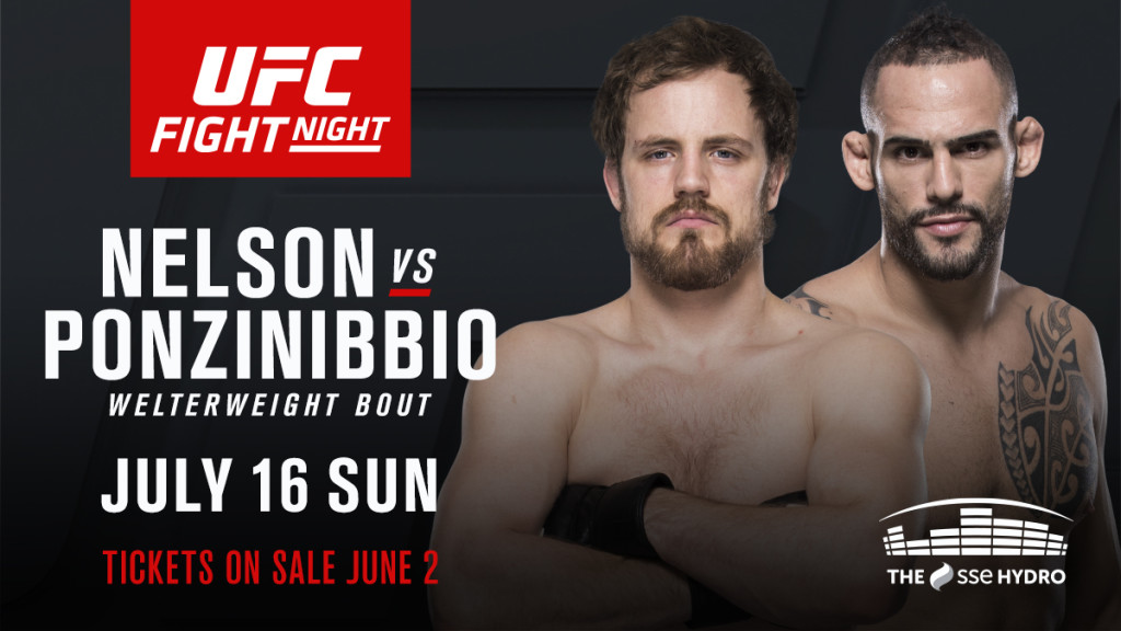 UFC Fight Night 113