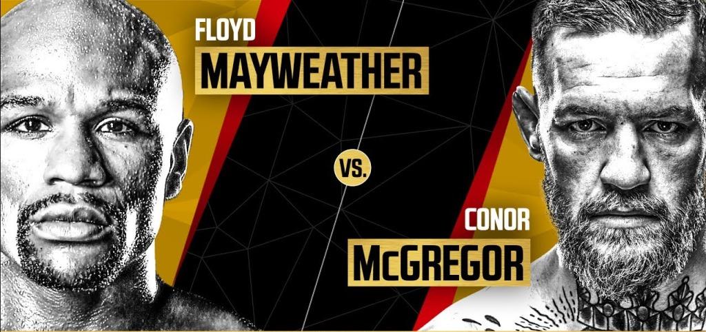 Conor McGregor vs Floyd Mayweather presskonferens