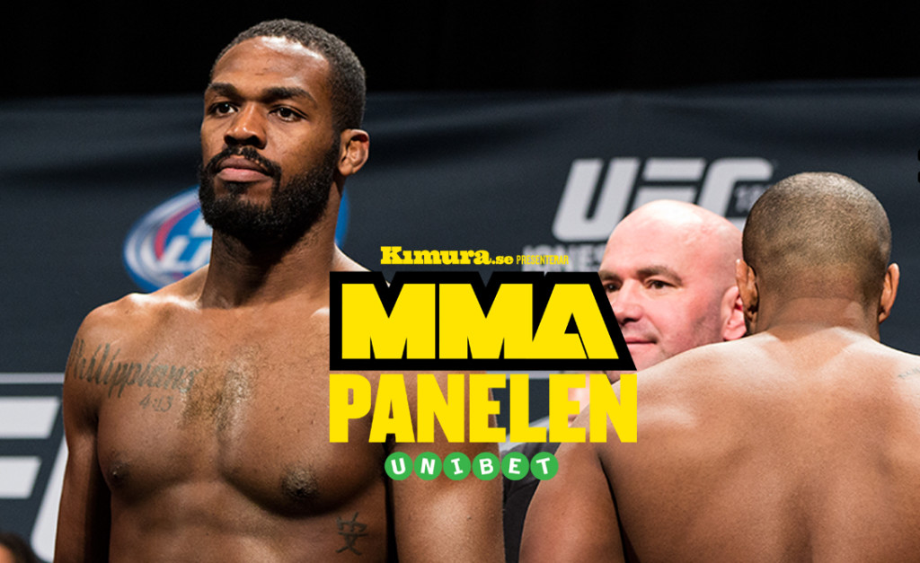 MMA-PANELEN-UFC214