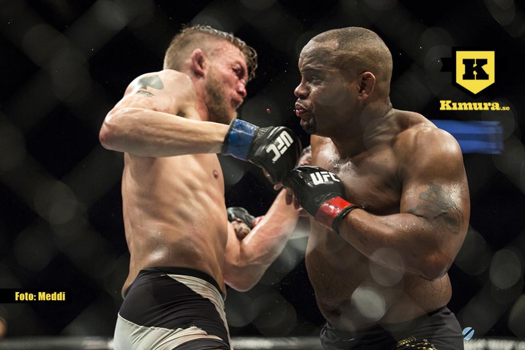 Kampsport, UFC, Titelmatch Gustafsson - Cormier