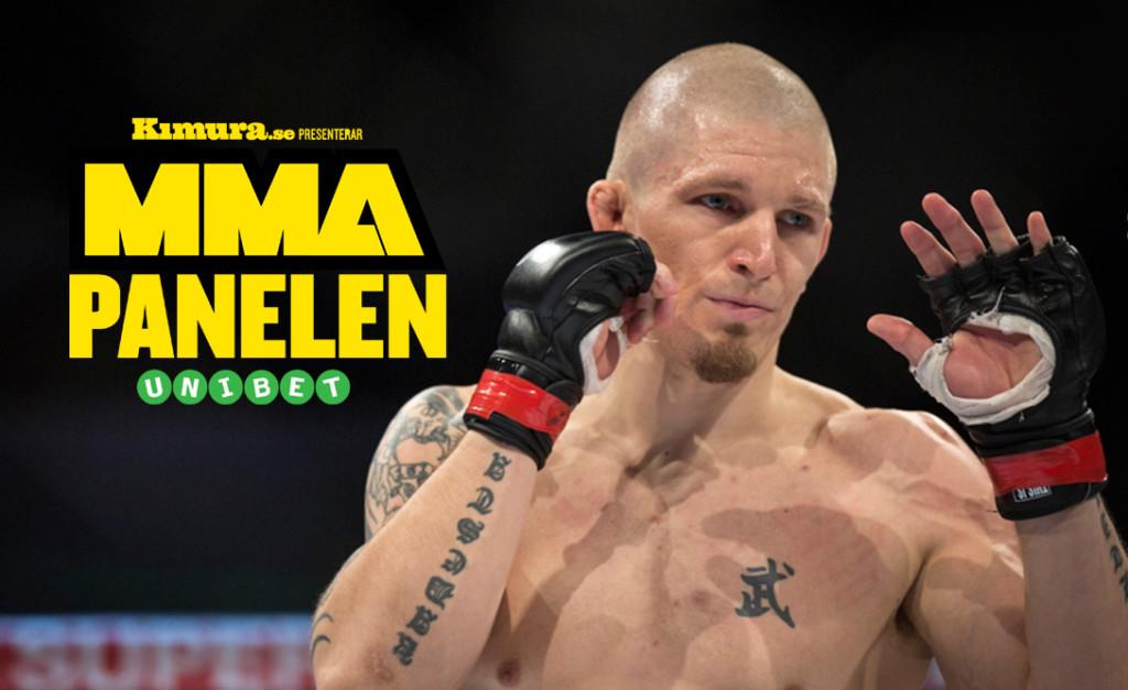 MMA-Panelen Zebaztian Kadestam