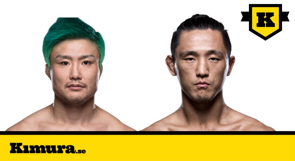 UFC Japan Takanori Gomi vs Dong Hyun Kim