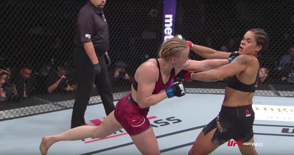 Amanda Nunes vs. Valentina Schevchenko