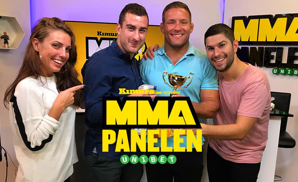 MMA-Panelen