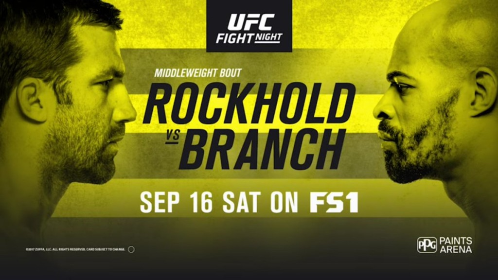 rockhold vs branch
