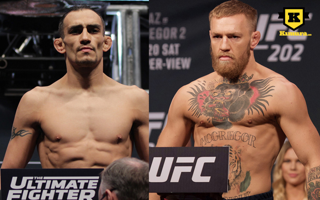 Conor McGregor vs Tony Ferguson