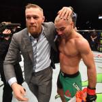 Conor McGregor tröstade Artem Lobov med homofobiska uttryck