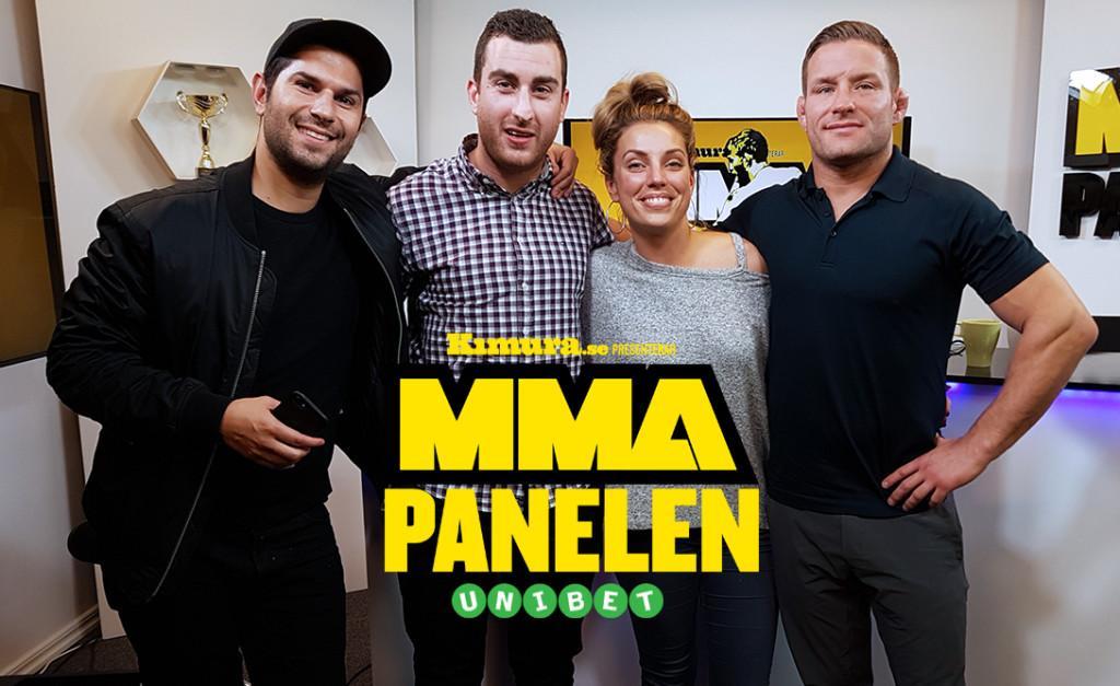 MMA-Panelen Lina Lansberg