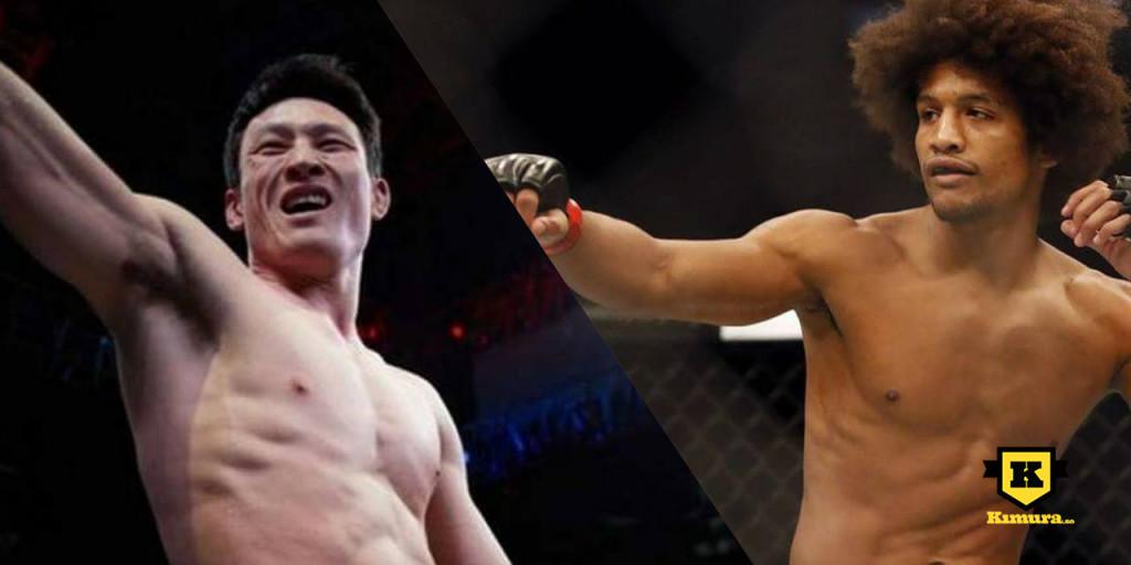 Alex Caceres vs. Wang Guan