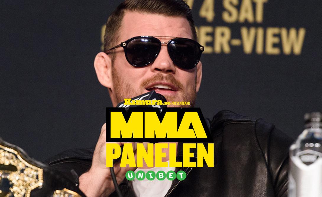 MMA-Panelen UFC Michael Bisping