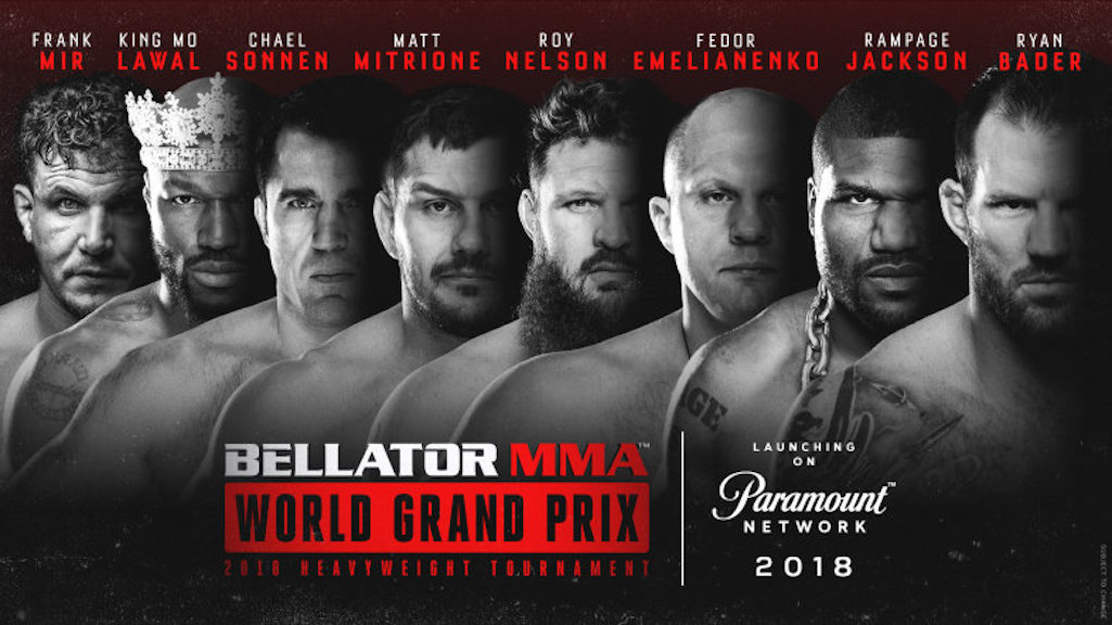 bellator turnering