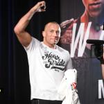 Georges St. Pierre kan återvända till MMA