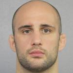 Volkan Oezdemir arresterad av polis i Florida - misstänkt för grov misshandel