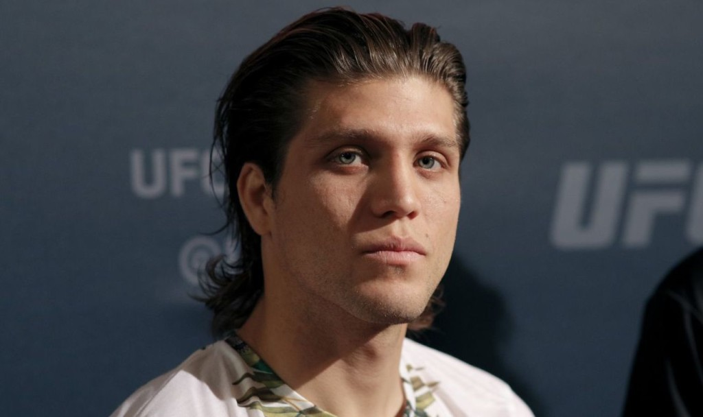 Brian Ortega iskall UFC-FIGHTER