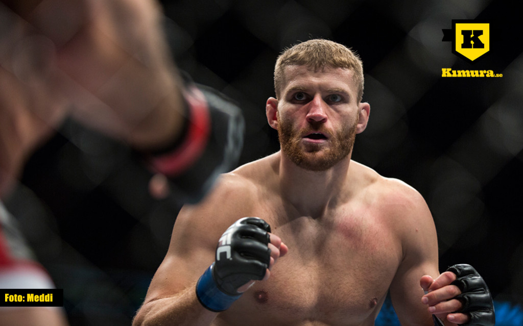 Jan Blachowicz vill gå titelmatch
